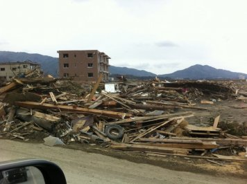 Houses were crushed like a handful of crackers and then scattered across the entire valley.
