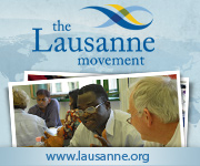 Lausanne Movement banner