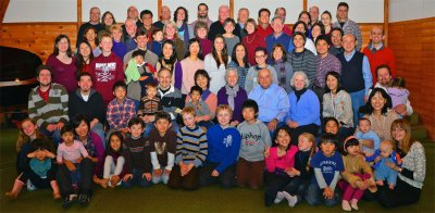A2 Japan Spring Retreat 2012 - Group Shot