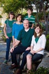 My family, taken June 2008.
