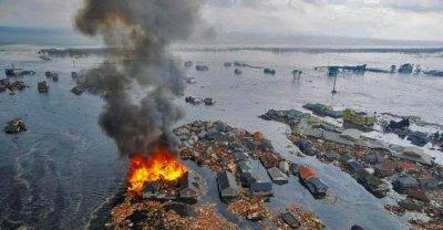 Japan Tsunami (AP)