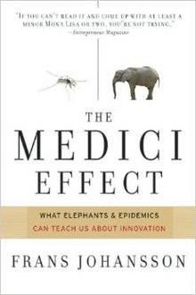 The Medici Effect book cover
