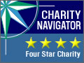 "Asian Access is a ""4-Start Charity"" on Charity Navigator"