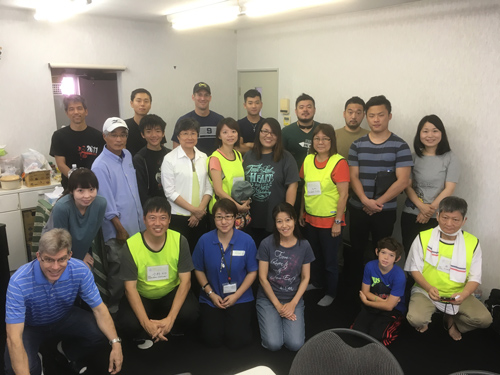 kyushu relief group 2017