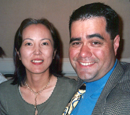 Mark & Tomoko Larsen