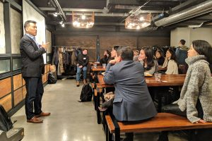 A2.business gathering in Seoul