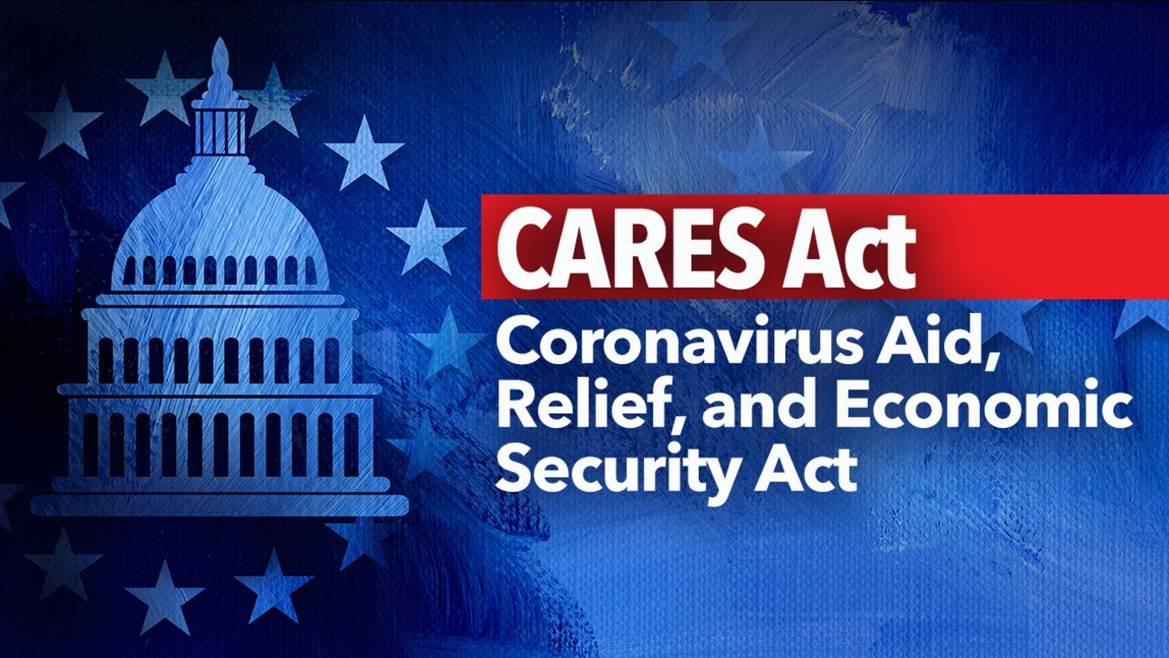 CARES act small
