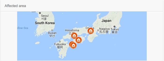 SWjapan flooding affected area CNN