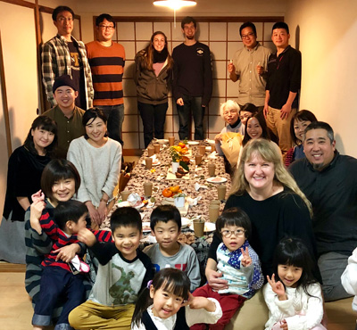 Watanabe Thanksgiving 2018 cropped