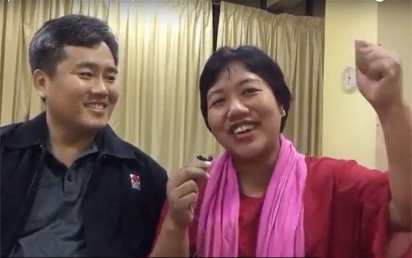 burmese couple screenshot