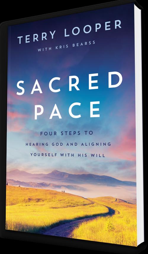 SacredPace 3D shadow