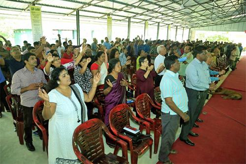 nav conf group worship